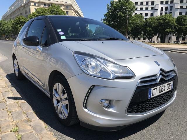 Citroën Citroën DS3  1.6 VTi So Chic BA