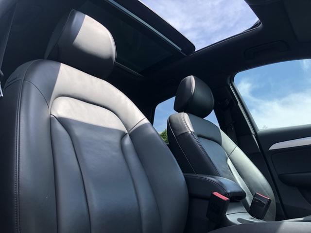Audi Audi Q3 2.0 TFSI 211 Amb Luxe quattro S tronic