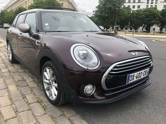 Mini Mini Clubman  Cooper D 150ch Red Hot Chili BVA